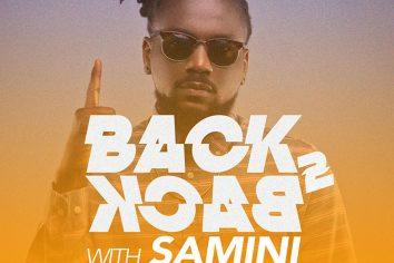 Audio: Back To Back With Samini by DJ Poga