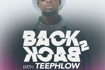 Audio: Back To Back With Teephlow by DJ Poga
