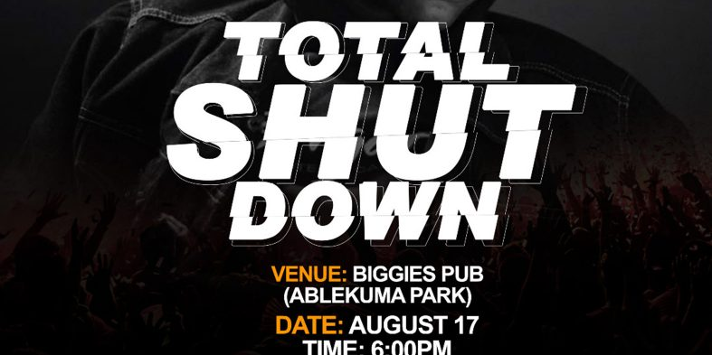 Total Shut down with McRay, Quamina MP and more