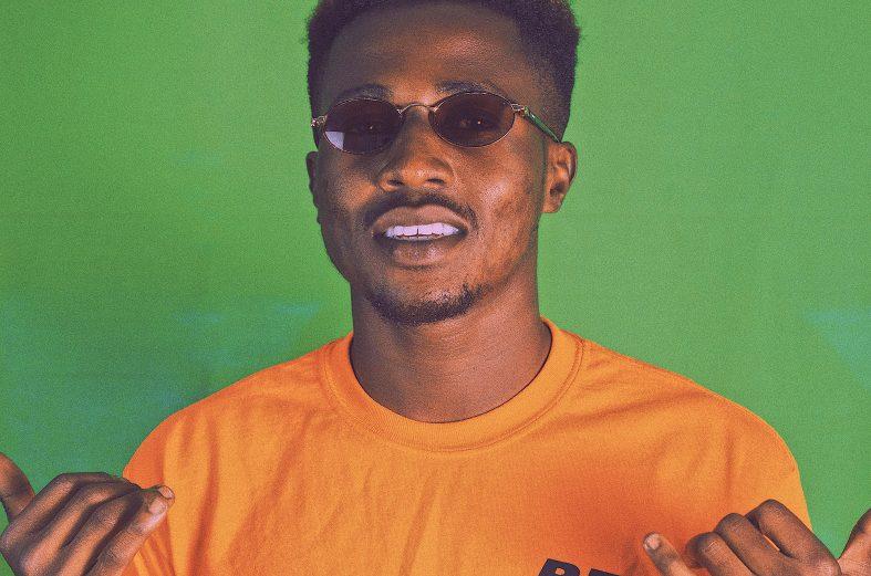 Meet Kelvin Black, a new artist from the Tema