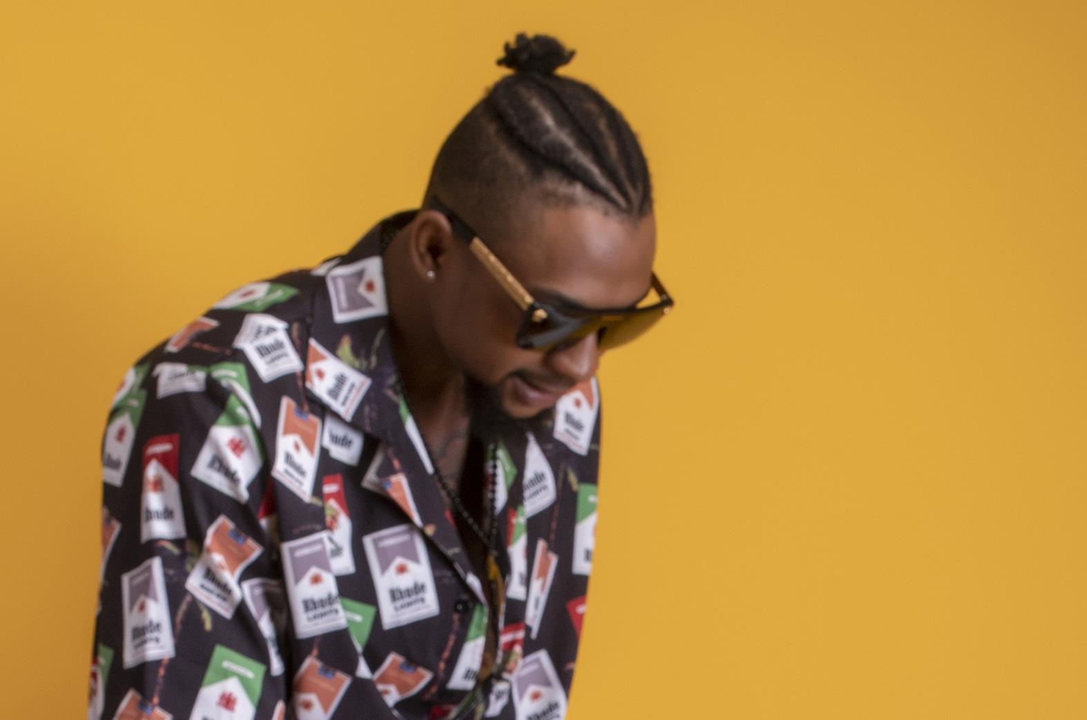 Afrobeats singer, Goldfish releases new single