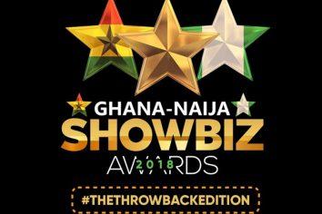 Ghana-Naija Showbiz Awards: Categories and Nominees made public