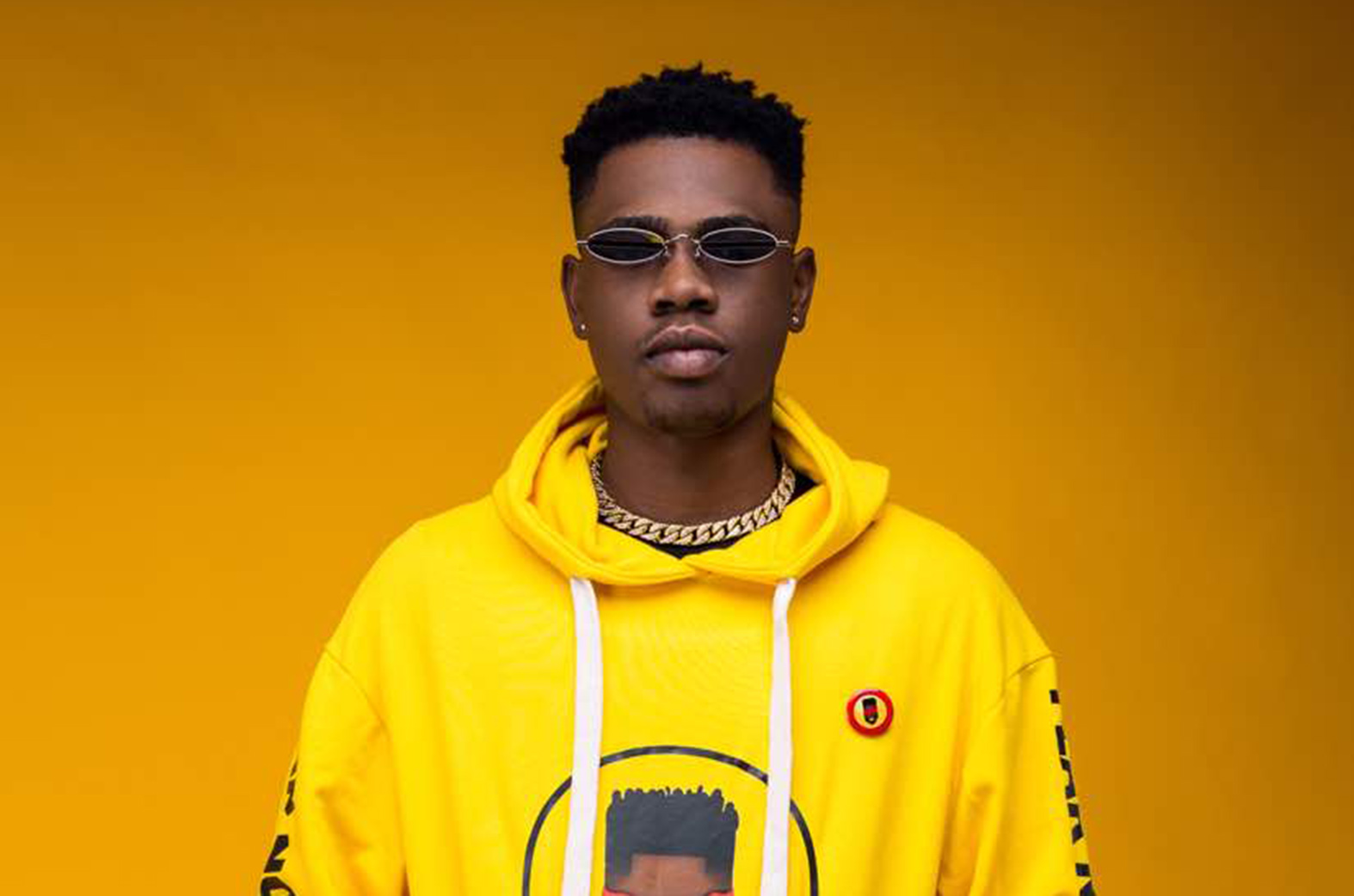 Medikal endorses new rapper, Frequency on his upcoming EP