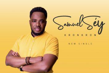 Samuel Séy celebrates God's holiness on Kronkron