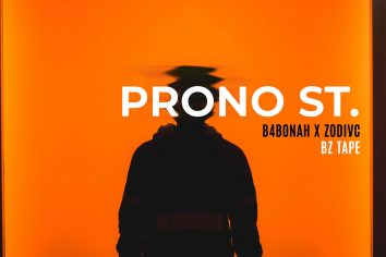 Audio: Prono St. EP by Zodivc & B4Bonah