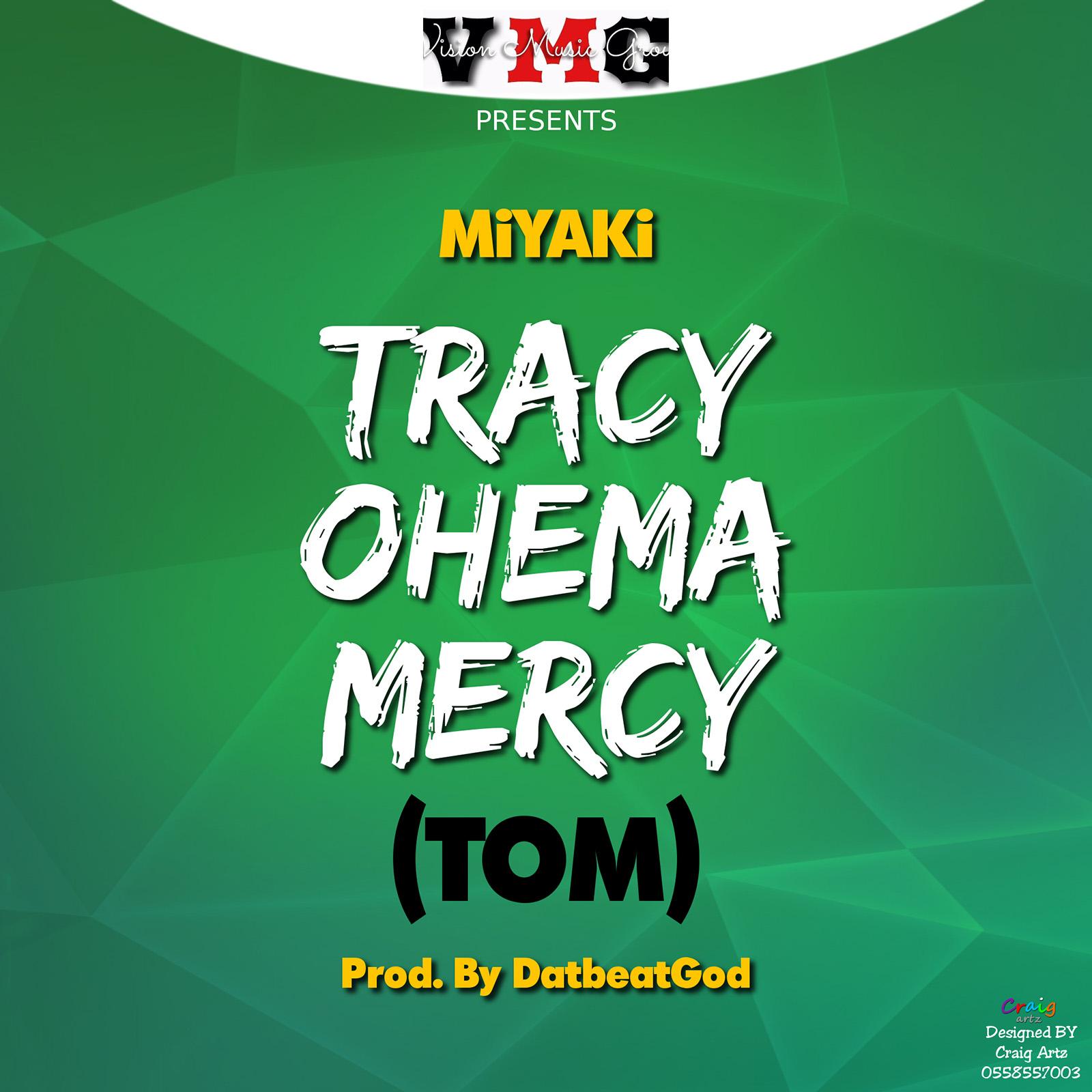 Tracy Ohema Mercy (TOM) by Miyaki