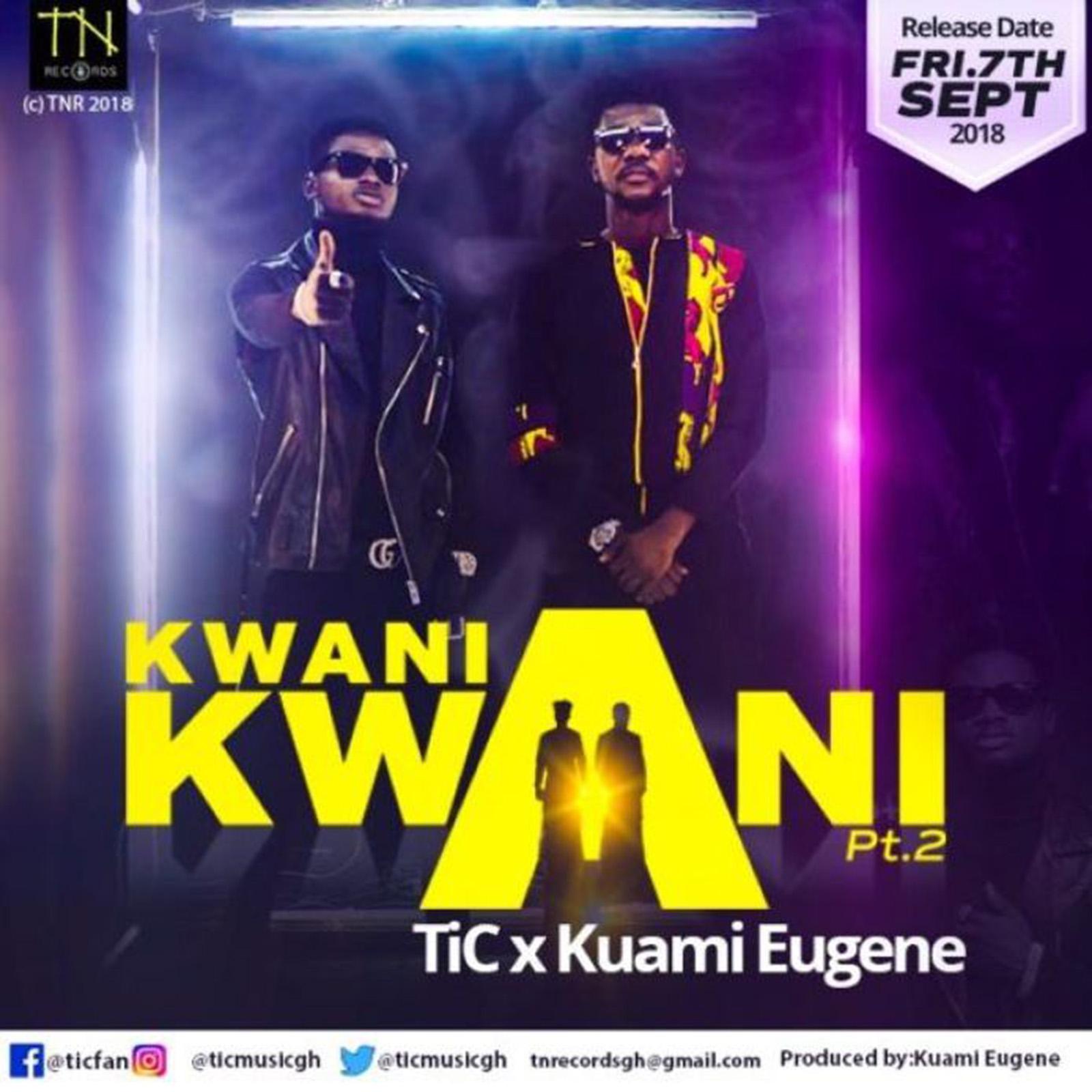 Kwani Kwani by Tic feat. Kuami Eugene