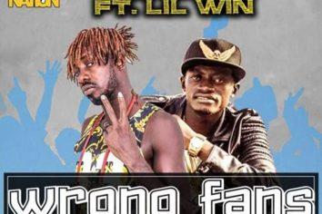 Audio: Wrong Fans by Kooko feat. LilWin