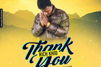 Audio: Thank You by Rich Khid