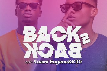 Audio: Back To Back With Kuami Eugene & KiDi by DJ Poga
