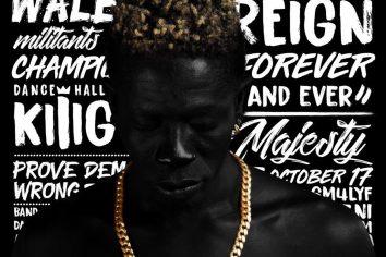 Audio: Reign Album by Shatta Wale