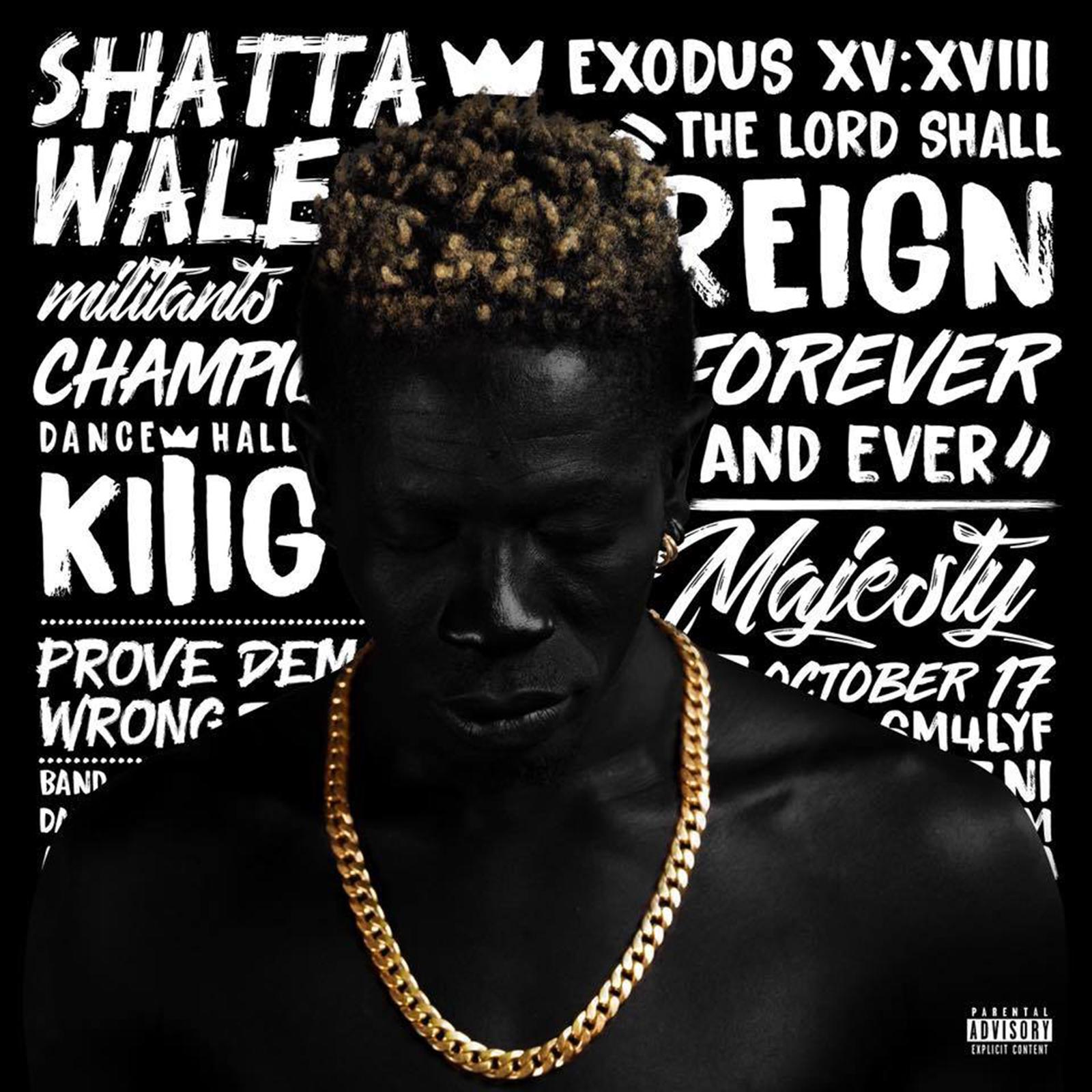Reign Album by Shatta Wale