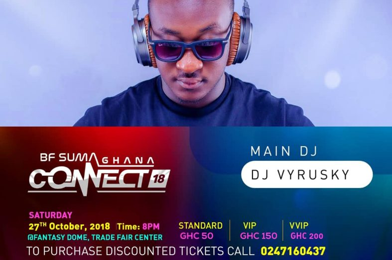 BF Suma Ghana Connect early bird tickets sold out!