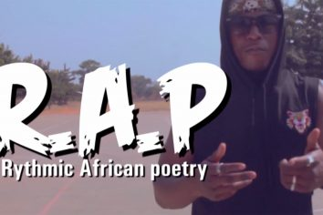 Video: R.A.P.(Rythmic African Poetry) by King Bobo
