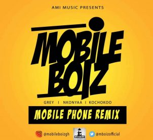 Audio: Mobile Phone Remix by Mobile Boiz