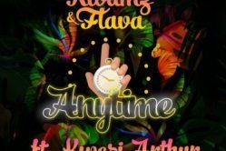 Audio: Anytime by Kwamz & Flava feat. Kwesi Arthur
