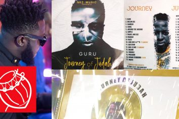 Video: Guru NKZ drops 5th studio album 'Journey of Judah'.