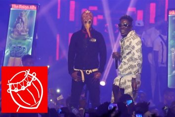 Video: Shatta Wale performs with live band music