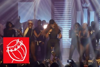 Video: Shatta Michy performs 'Spend di money' at the Reign Concert