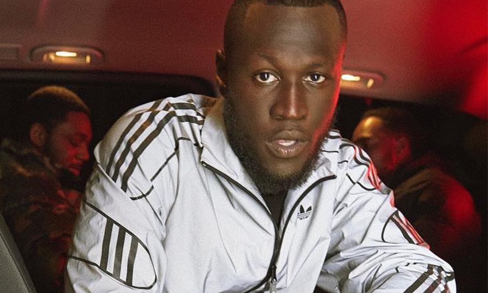 Stormzy partners Adidas on his new clothing line, 'Adidas Originals by Stormzy'