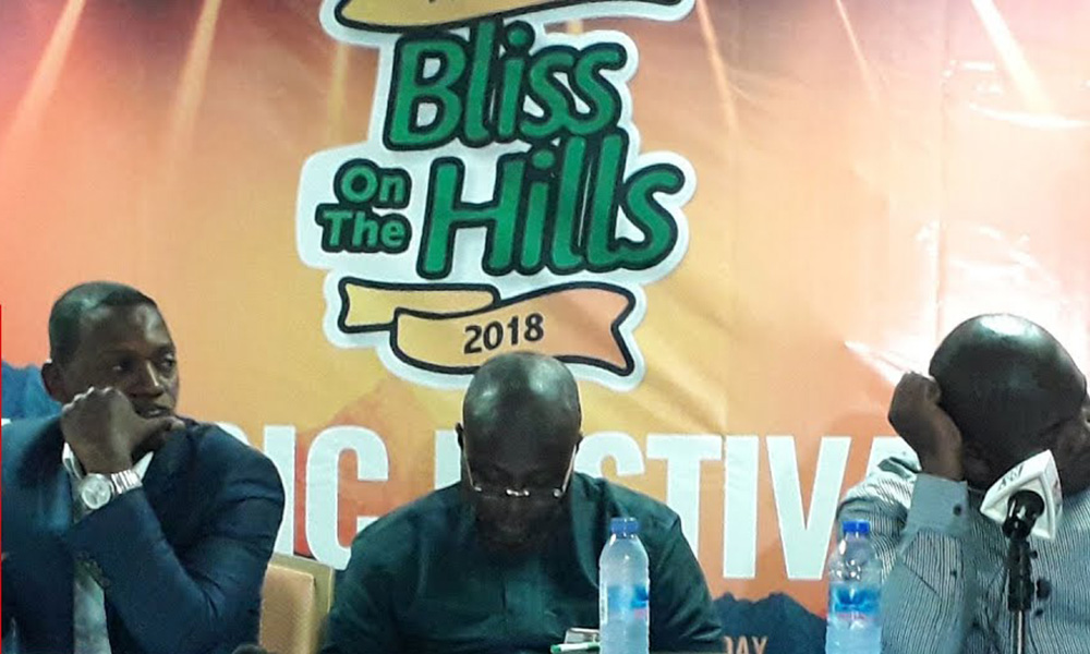 Reggae music icon Tarrus Riley to perform in Ghana at 'Bliss on The Hills' Festival