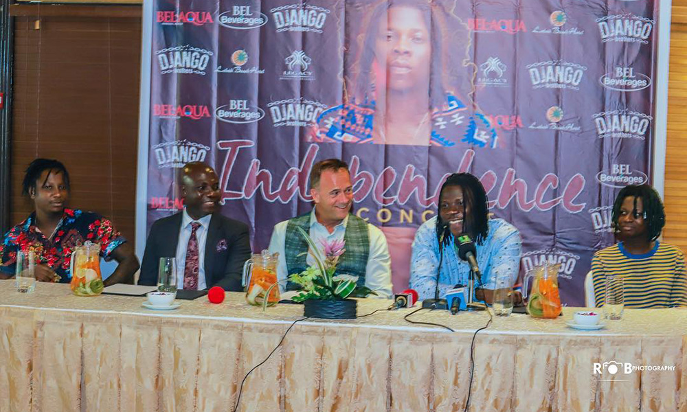 Stonebwoy to headline Independence Concert on 5th March