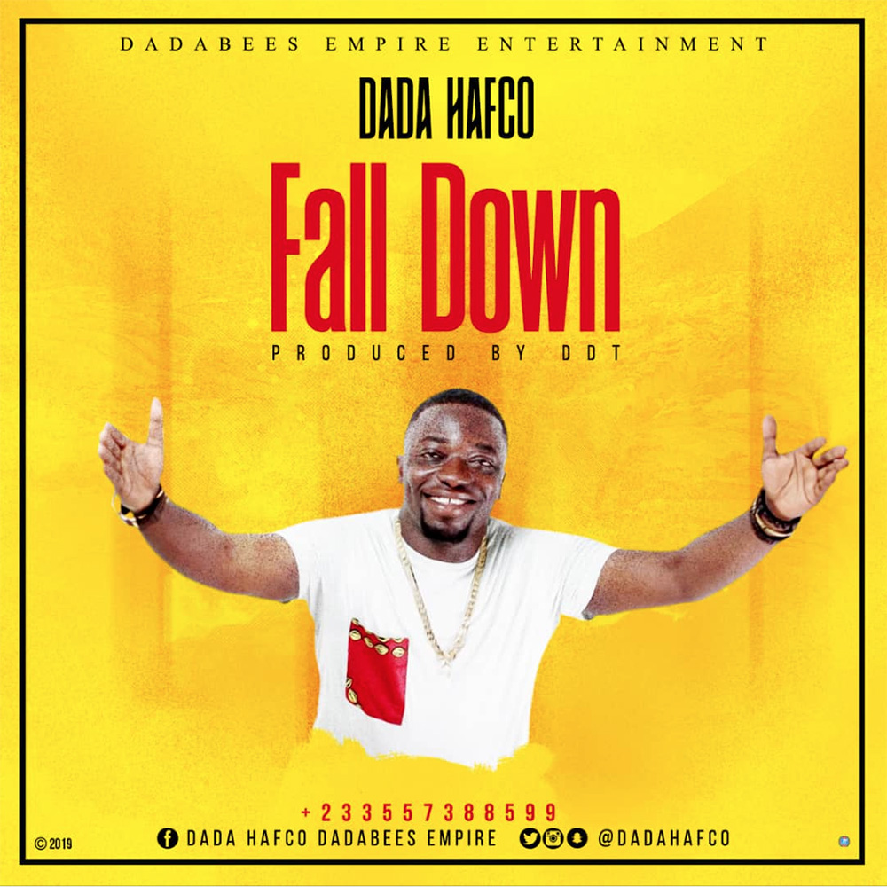 Fall Down by Dada Hafco
