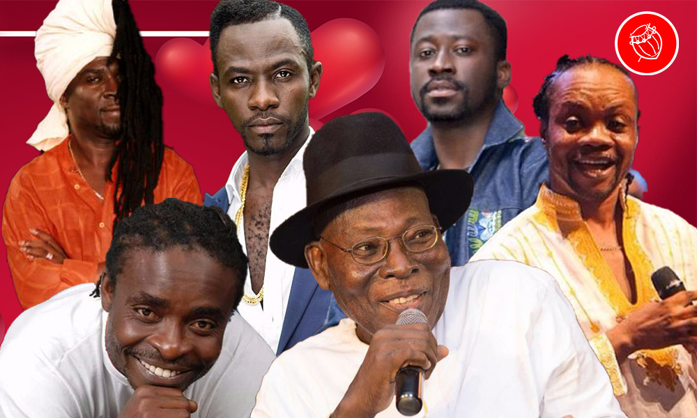 Top 10 Ghana love songs