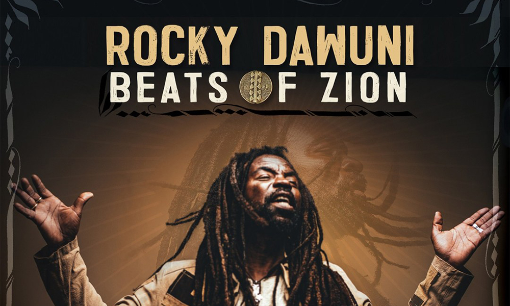 Rocky Dawuni gifts the world with 'Beats of Zion'