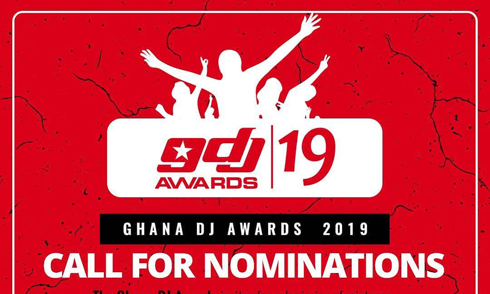 Ghana DJ Awards 2019 nominations open