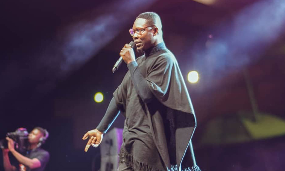 Akesse Brempong thrills thousands at VGMA Experience Concert
