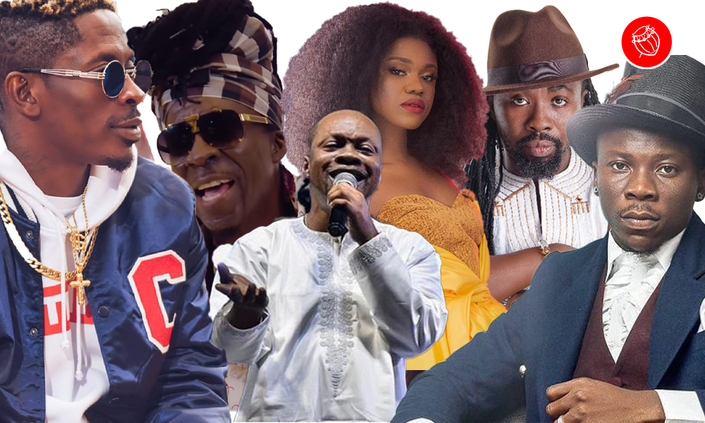ere is a list of Mothers' Day themed Ghanaian songs