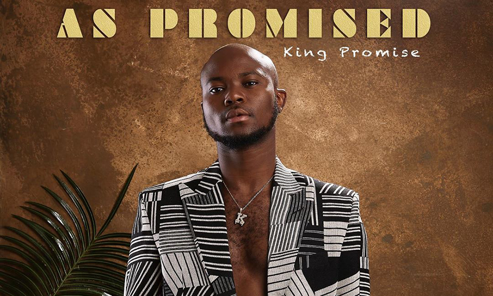 King Promise's album tracklist features Kojo Antwi & more